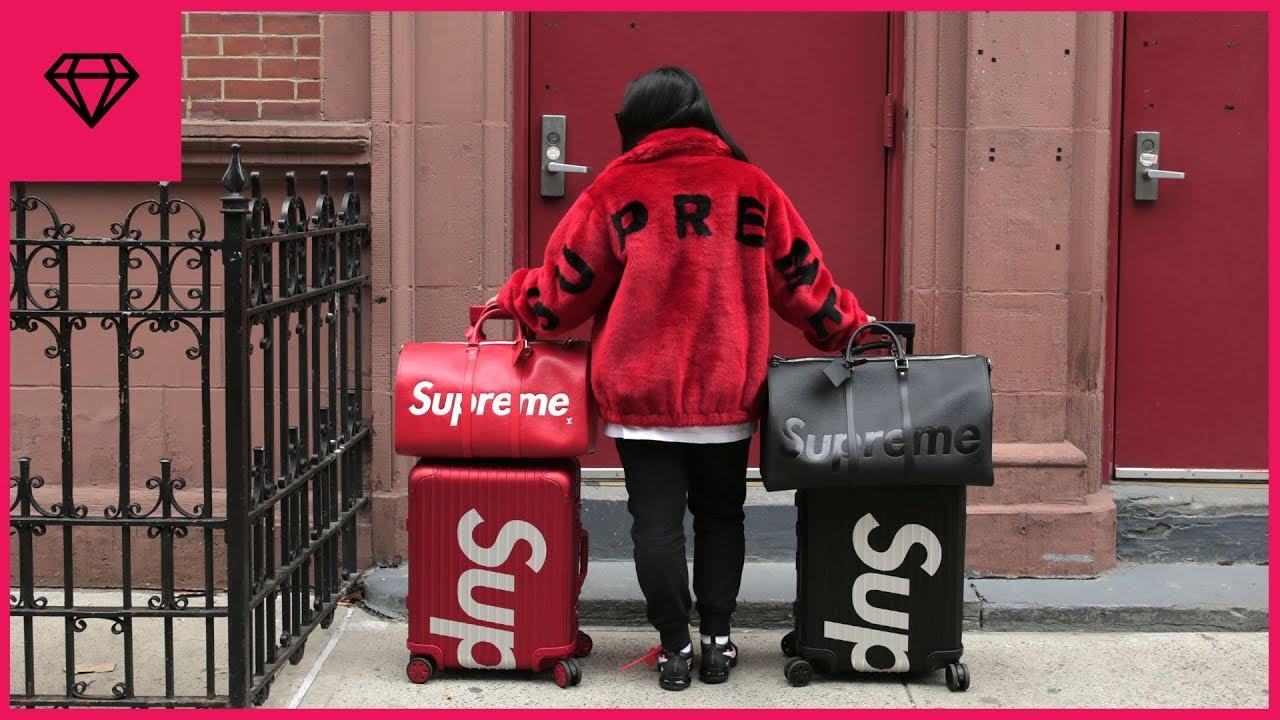 340ca1fa5 Unboxing Supreme x Rimowa! Red or Black? | nitro:licious - YouTube