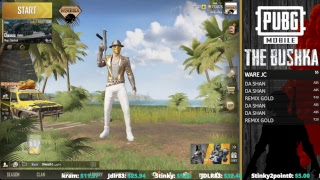 TPP & FPP ROLLING CHICKEN DINNERS (MAYBE:) PUBG MOBILE WITH THEBUSHKA