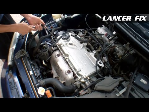 Lancer Fix Rough Idle / Engine Light / O2 Sensors P0421 - Ep.1