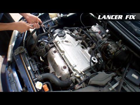 Lancer Fix 1 | Rough Idle / Engine Light / O2 Sensors P0421