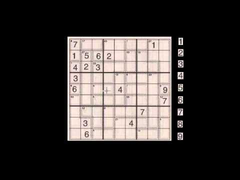 Let's Play Sudoku, pt. 1