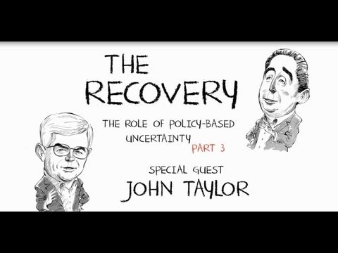 The Numbers Game With Russ Roberts -- The Economic Recovery (Part 3)