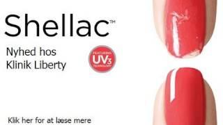 Shellac - стойкое покрытие для ногтей