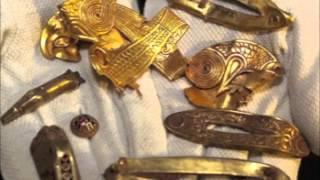 Sutton Hoo Treasure