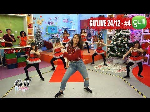GU'LIVE Noël  - Sabrina Lonis sur All Stars de Martin Solveig ! Les samedis à 13h30 sur Gulli! #4