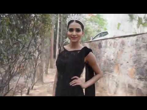 Starlife Miss India 2018 | Swati Singh Rajput | Behind Scene Video | Gaurav Sharma Photography