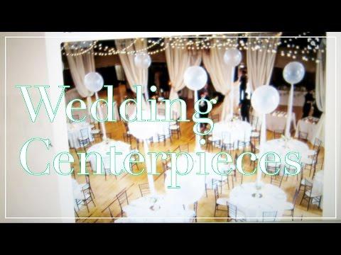 Picking our Wedding Centerpieces • Nov. 19, 2016