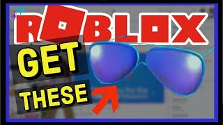 How to get Roblox Super Social Shades/ Twitter Shades