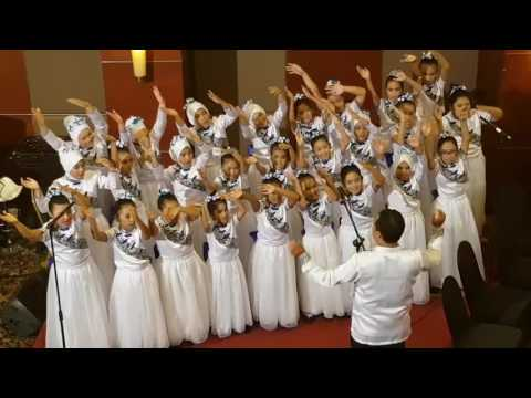 "The Choirs of "" City of Balikpapan Orchestra"""