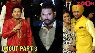 Isha Ambani & Anand Piramal Grand Wedding | Sachin Tendulkar, Yuvraj Singh, Harbhajan Singh & more