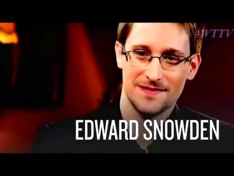 Edward Snowden Interview on Donald Trump, Pardon & Russia