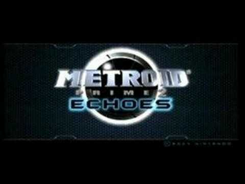 Metroid Prime 2: Echoes Music- Title Screen Intro Theme