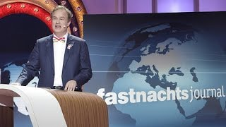 Lars Reichow – Fastnachtsthemen 2016