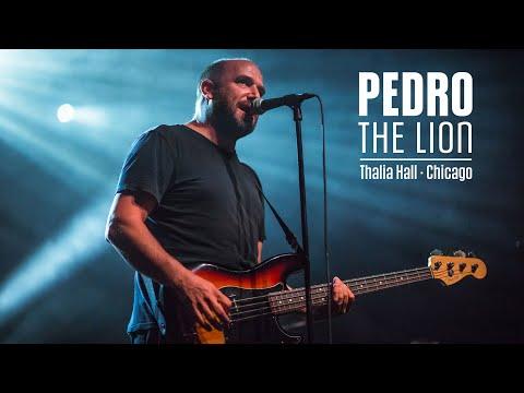 Pedro The Lion (Full Set) live @ Thalia Hall, Chicago, IL (Aug/24/2018)