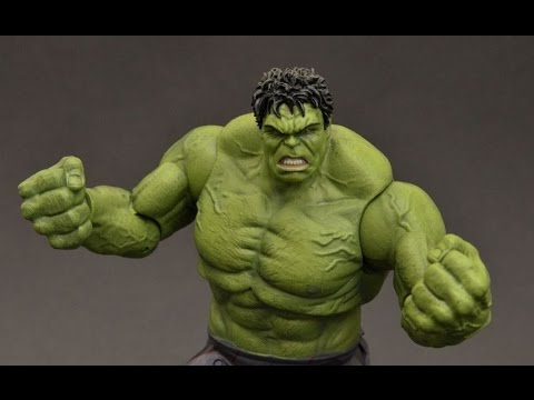 Marvel Select Avengers Age of Ultron Hulk Action Figure Diamond Select 9/'/'