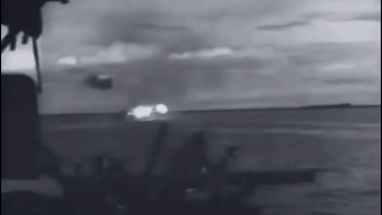 Tarakan Island Borneo Pre Invasionardment Ww Footage