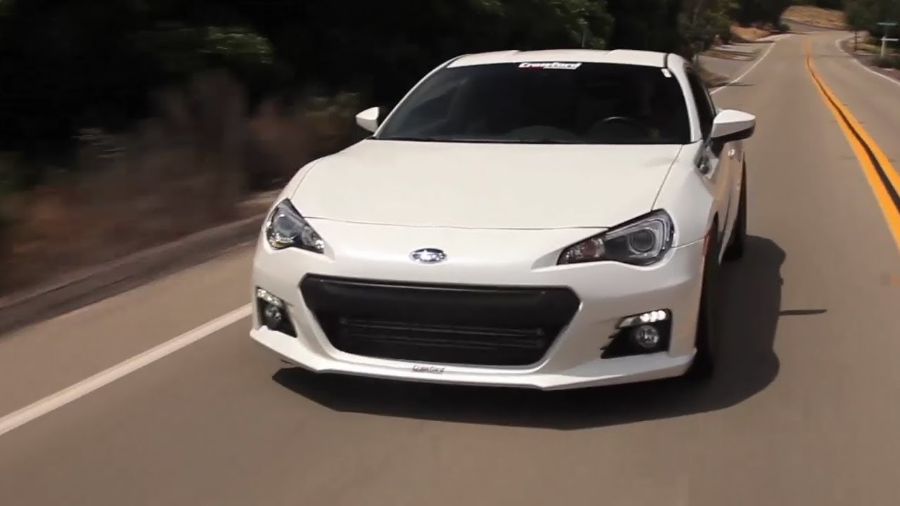 The 450 HP Crawford Performance Turbo BRZ - /TUNED - YouTube