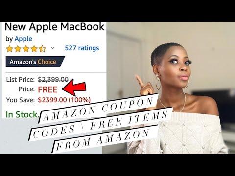 AMAZON COUPON CODES- 80% 0FF | FREE ITEMS FROM AMAZON- | VIPON COUPON CODES- | JENNY EDWARD