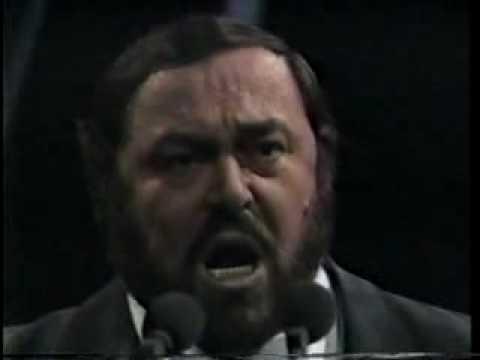 Pavarotti- Tosca- E lucevan le stelle