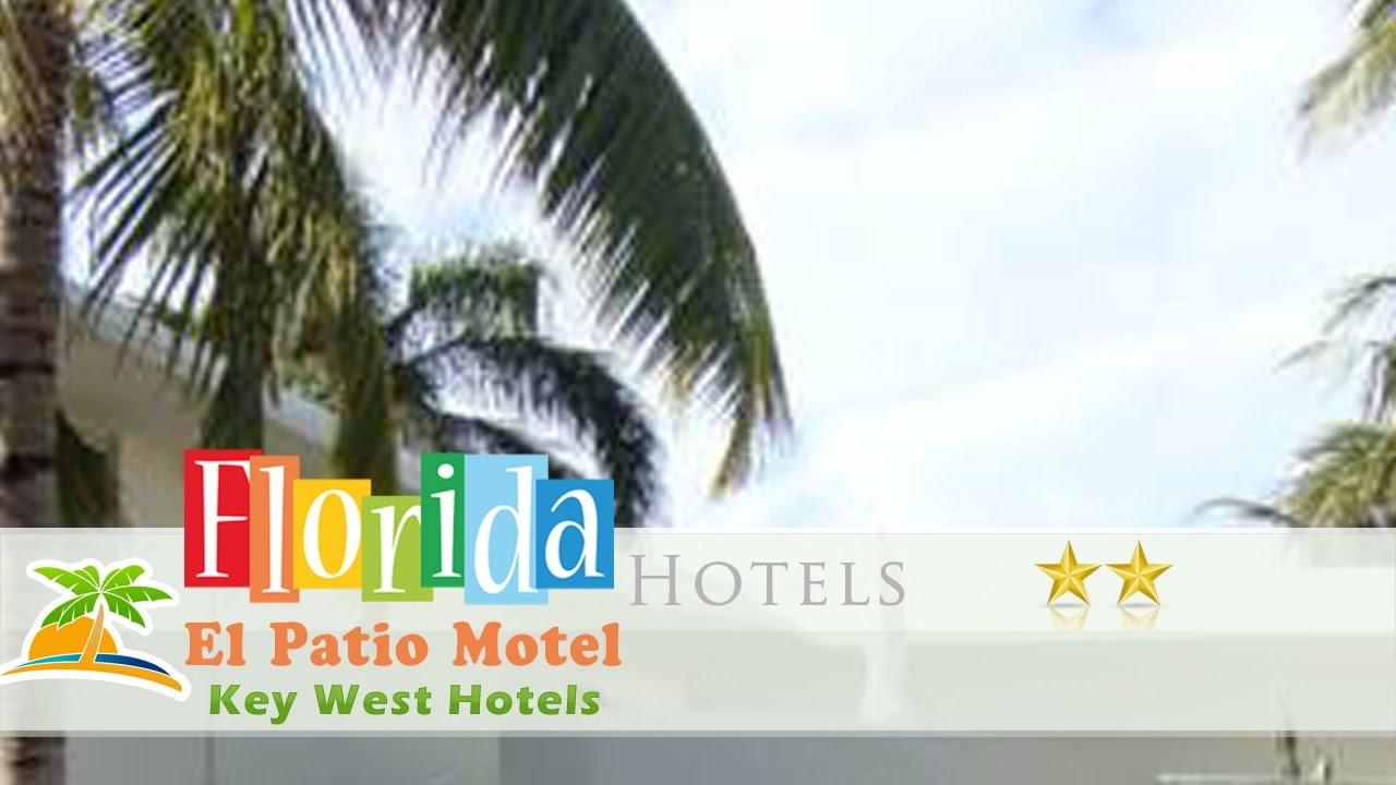 el patio motel key west hotels florida