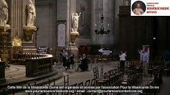 Fête de la Miséricorde Divine en direct de l'Eglise Saint Sulpice
