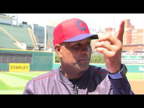 Sandy Alomar Jr. remembers the '95 Indians team