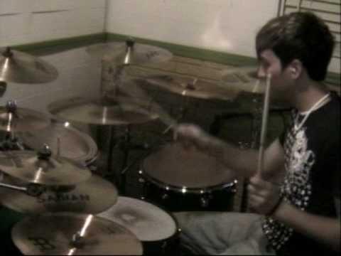 Bring Me Down (Underground Mix) - Pillar - drum cover - K Funk