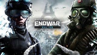 End War Online Gameplay