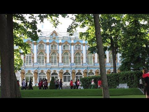 Sankt-Peterburg, 22.06.17, Pushkin, Ekaterininskiy dvorec.