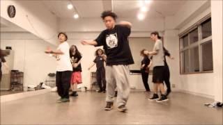 DANCE SPACE Q 【YUUYA】HIP HOP