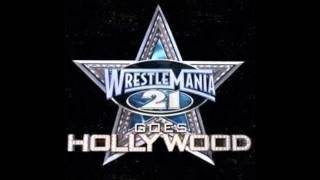 "WWE WrestleMania 21 Theme ""Big Time"""