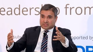Ari Sarker on Cybersecurity and the Shift to a Digital Economy at Mastercard - HCLI Trailblazers #26