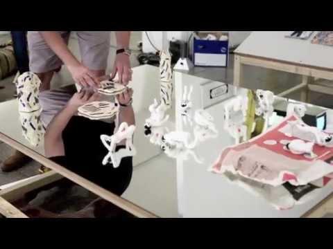 BA (Hons) Illustration And Visual Media // Degree Show