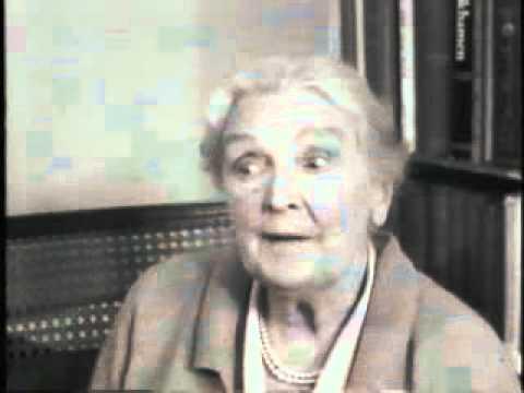 Sybil Thorndike interviewed 1960s
