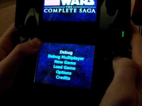 Get 100,000,000 Studs And Debug Menu On Lego Star Wars The Complete Saga DS!