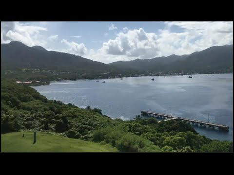 Ross Med Student | TBT Summer Break | NW Coast of Dominica and Traveling to Guadeloupe