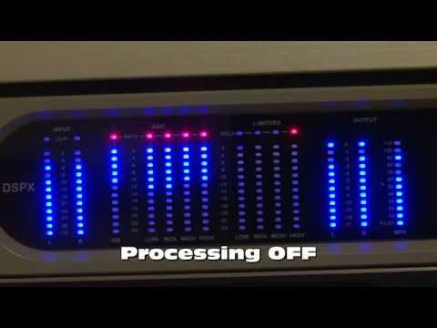 Sound Test DSPX-FM (HD)