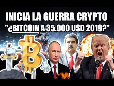 EE.UU Inicia Guerra Contra Criptomonedas!! 😱🇺🇸 | ¿Bitcoin A 35.000 USD?