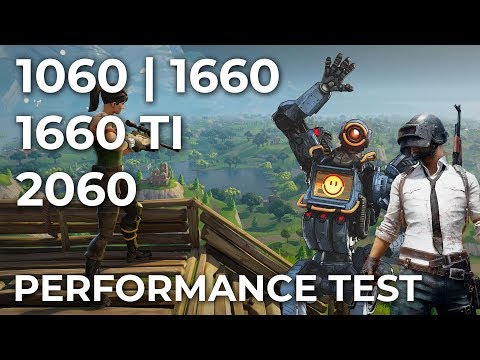 GTX 1660 Or RTX 2060? Youtuber Compared The Performance Of Both