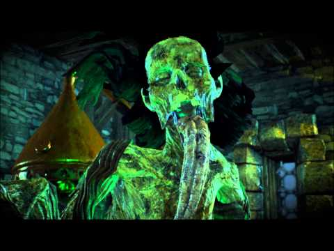 how to use magic lamp witcher 3 pc