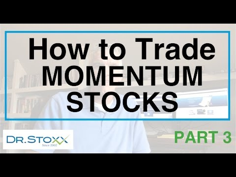 How to trade options on momentum stocks
