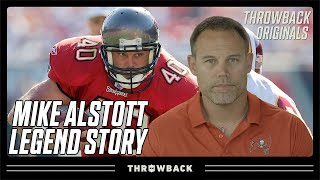 Mike Alstott's Ascent to Become the LAST Legendary Fullback! | Throwback Originals