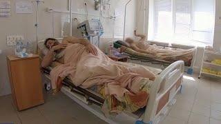 Сразу в нескольких российских регионах растет число госпитализаций больных с коронавирусом
