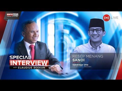 Special Interview with Claudius Boekan: Resep Menang Sandi