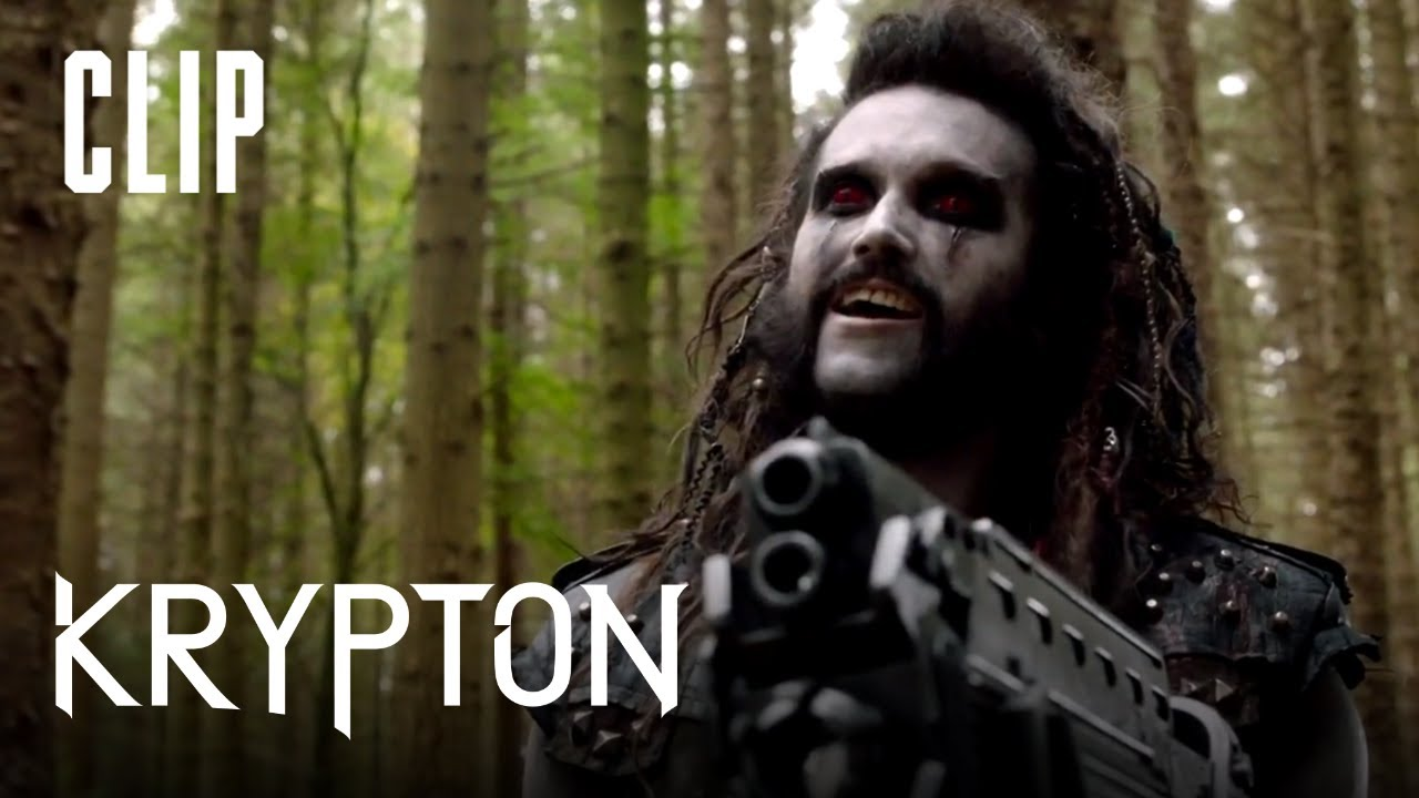 SYFY has Krypton Spinoff Lobo TV Series in the production.