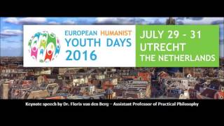 EHYD 2016 – Dr. Floris van den Berg on ecohumanism