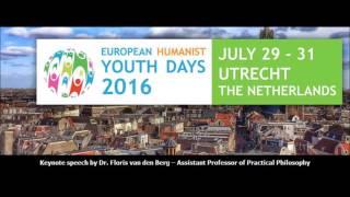 EHYD 2016 – Dr. Floris van den Berg on ecohumanism