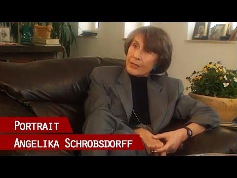 Ein Leben lang Koffer - Angelika Schrobsdorff / Erinnerungen von Angelika Schrobsdorff