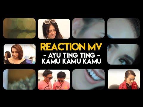 "VIA VALLEN Suka Lagu ""KamuKamuKamu"" Terbaru AYU TING TING - #REACTION"
