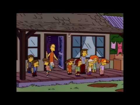 Los Simpson Los Hijos de Cletus Los Simpson